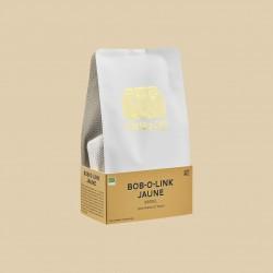 café de spécialité Terres de café - Café Bob-O-Link Bio - Bourbon Jaune Nature