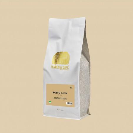Specialty coffee by Terres de Café - Coffee Bob-O-Link Bio - 1kg