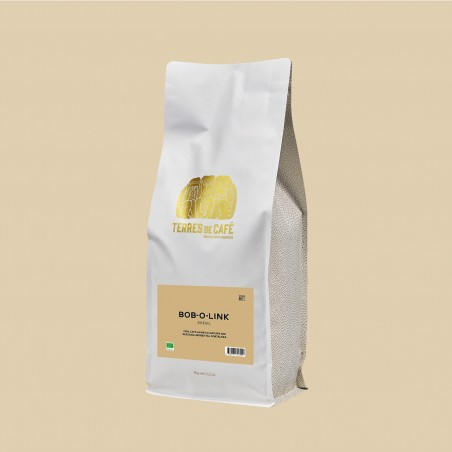 café de spécialité Terres de café - Bob-O-Link Bio - 1kg
