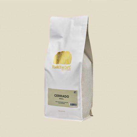 café de spécialité Terres de café - Linda Cerrado - 1kg