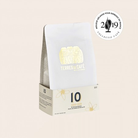 Specialty coffee by Terres de Café - 10 Blend