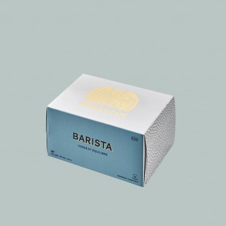 café de spécialité Terres de café - Capsules Barista Bio x 10