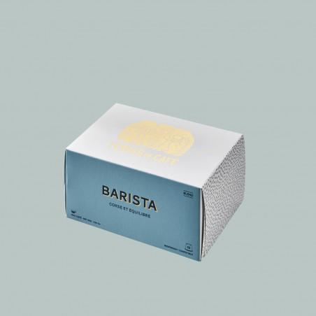 Specialty coffee by Terres de Café - Organic Barista x 10 Capsules