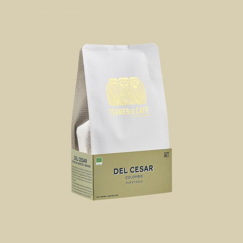 café de spécialité Terres de café - Del Cesar