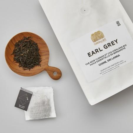 Thé en sachets Earl Grey