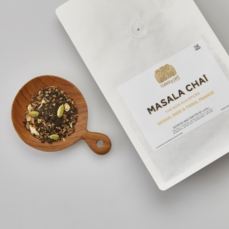 Thé Masala Chai vrac - 200gr