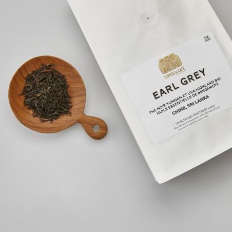 Thé Earl Grey vrac - 200gr