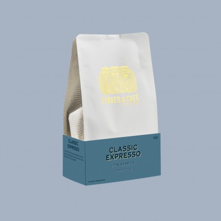 café de spécialité Terres de café - Café Classic Expresso Blend - 250 g