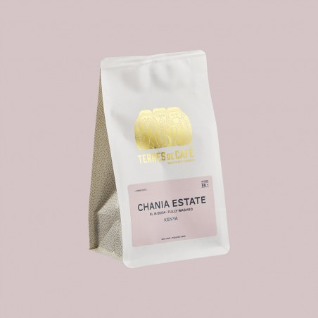 Specialty coffee by Terres de Café - Chania Estate SL 14/28/34 - fully washed