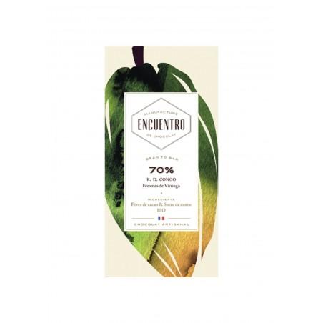 Congo 70% Organic Chocolate...