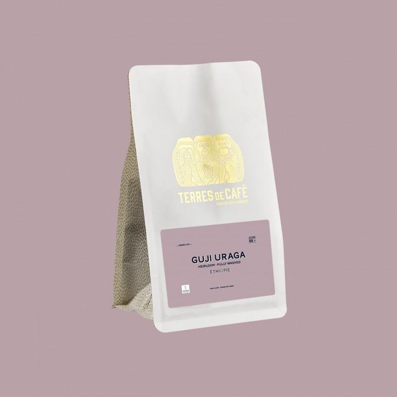 Specialty coffee by Terres de Café - Coffee Guji Uraga