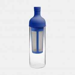 Bouteille Filtrante pour infusions à froid - 650 ml - Bleu Accessoires Méthodes douces