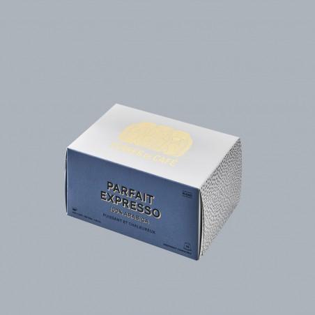 Specialty coffee by Terres de Café - Parfait Expresso x 10 capsules