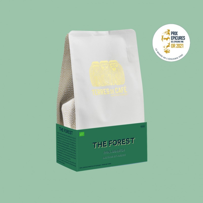 Specialty coffee by Terres de Café - Coffee The Forest