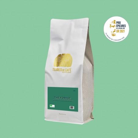 café de spécialité Terres de café - Café The Forest - 1kg