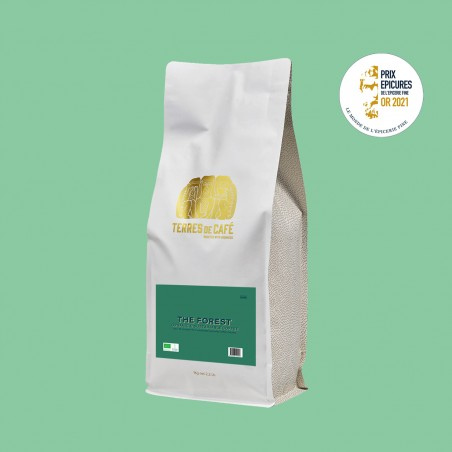 Specialty coffee by Terres de Café - Coffee The Forest - 1kg