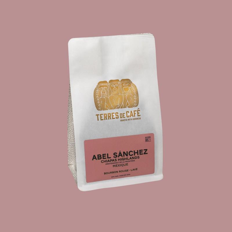 Specialty coffee by Terres de Café - Coffee Abel Sanchez