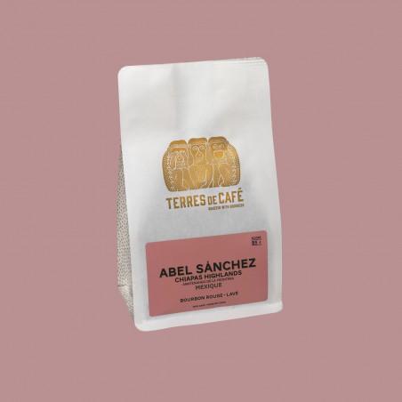 café de spécialité Terres de café - Café Abel Sanchez