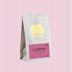 café de spécialité Terres de café - Café La Josefina - Bourbon lavé