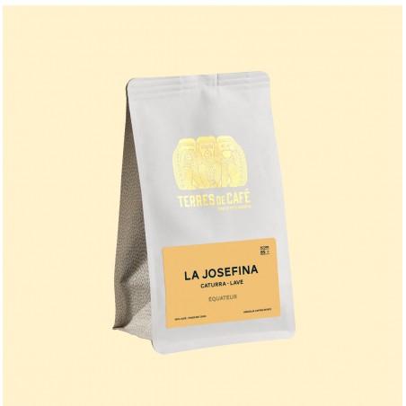 Specialty coffee by Terres de Café - Coffee La Josefina - Caturra washed