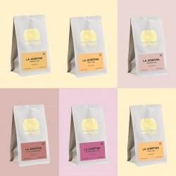Specialty coffee by Terres de Café - Coffees La Josefina lot x6