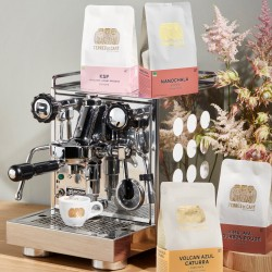Specialty coffee by Terres de Café - Lot best off new collection coffee