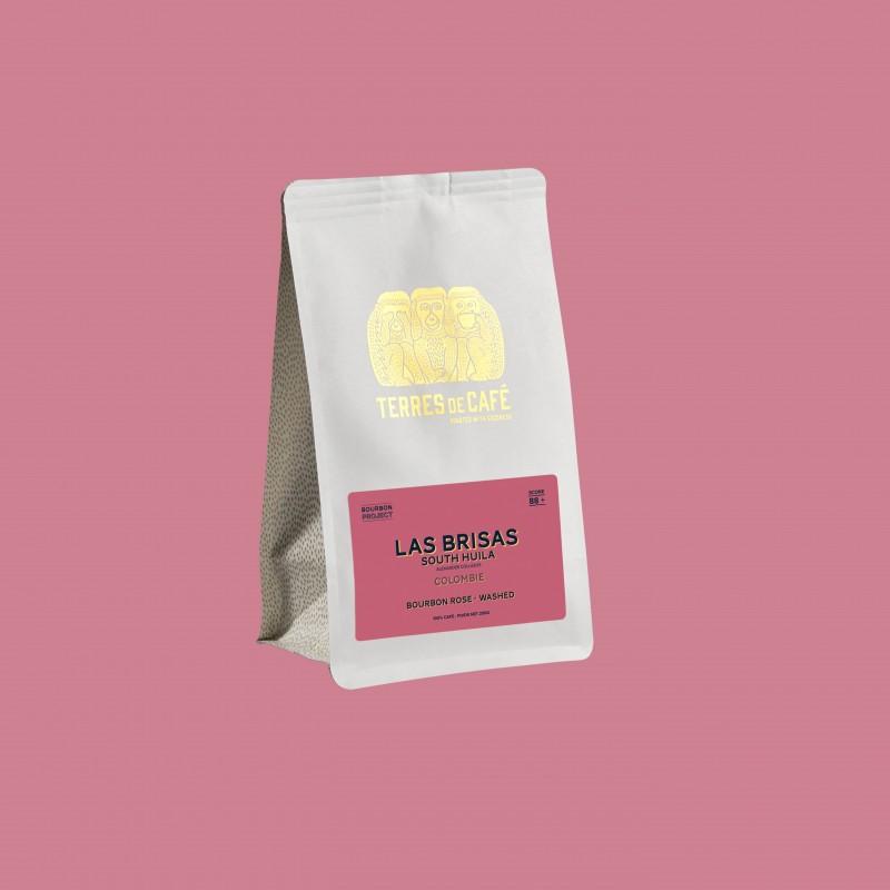 Specialty coffee by Terres de Café - Coffee Las Brisas - Bourbon Rose washed