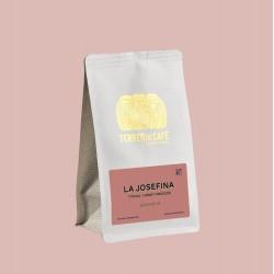 café de spécialité Terres de café - Café La Josefina - Typica Honey process