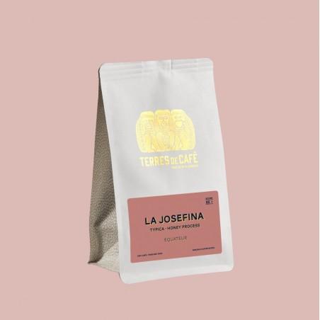 Specialty coffee by Terres de Café - Coffee La Josefina - Typica Honey