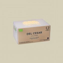 café de spécialité Terres de café - Capsules Del Cesar bio x 10