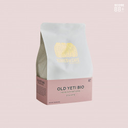 Café de spécialité en grain ou moulu | Old Moka Yeti Bio MD | Terres de Café