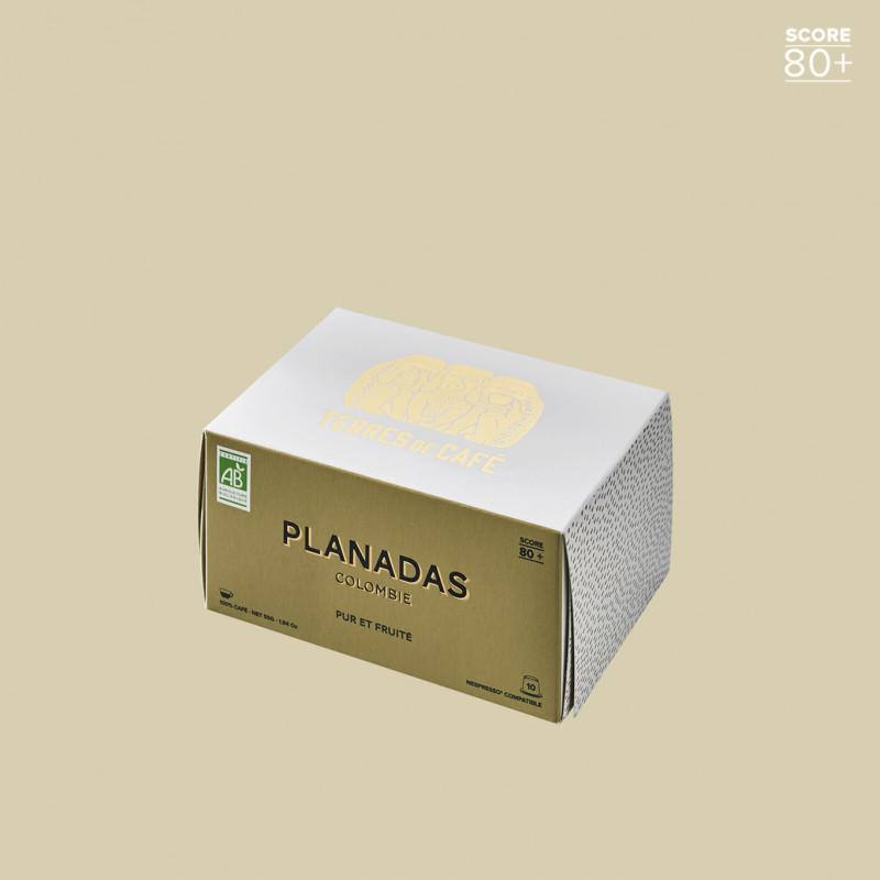 Capsules Planadas Bio x 10