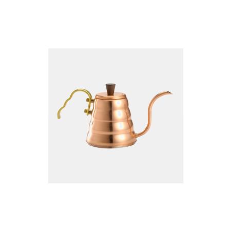 Bouilloire En Cuivre Buono Kettle Hario, bouilloire bec col de cygne