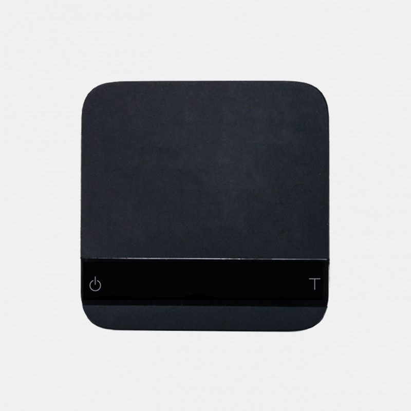 Lunar digital scale - Black