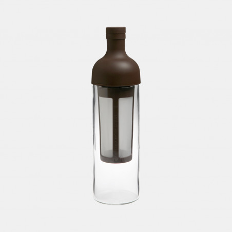 Filter-in coffee bottle - Brown - Terres de café