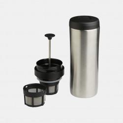 Cafetière piston nomade Travel Press - 300 ml Cafetières et bouilloires