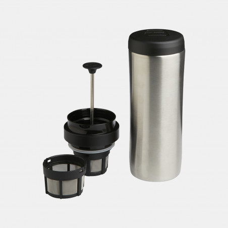 travel press, french press, cafetière piston, cafetière nomade Espro
