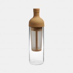 Bouteille Filtrante pour infusions à froid- 700 ml - Beige Accessoires Méthodes douces