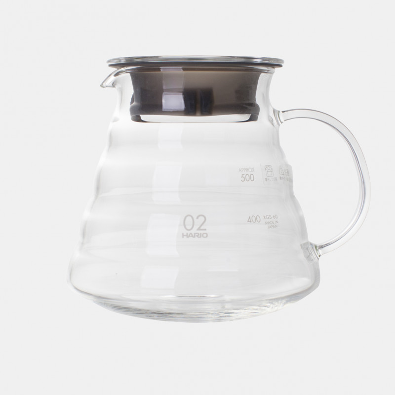 Glass jug T02 - 2/5 Cups HARIO
