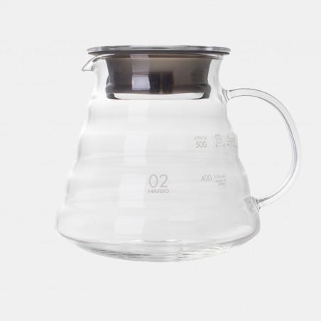 Carafe en Verre T02 - 2/5 Tasses HARIO