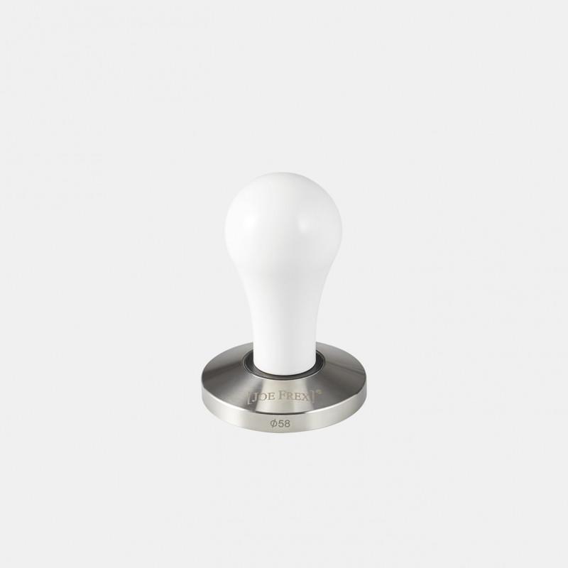 Manche Tamper En Aluminium - Blanc | JoeFrex