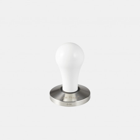 JoeFrex espresso coffee tamper handle - white