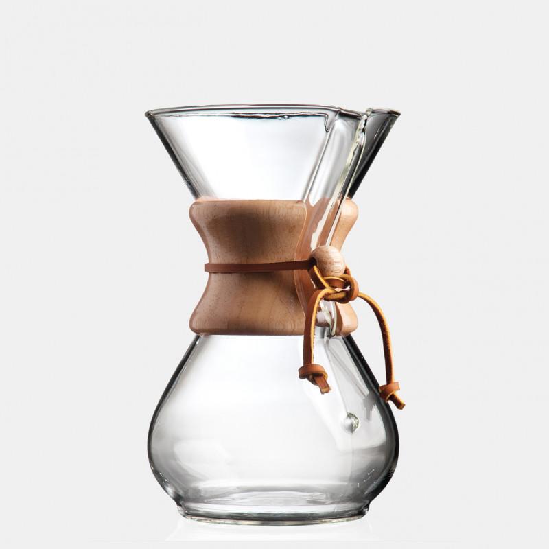 Chemex 6 cups coffee maker - Terres de café