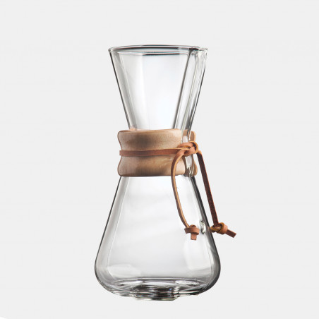 Chemex 3 cups coffee maker