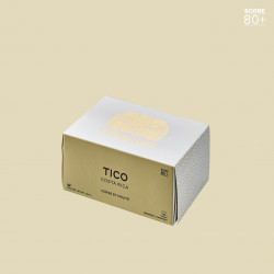 Café de spécialité capsules compatibles Nespresso Costa Rica Tico Terres de café Score 80+