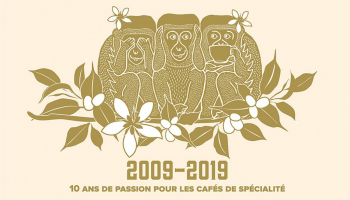 Terres de Café is 10 years old !